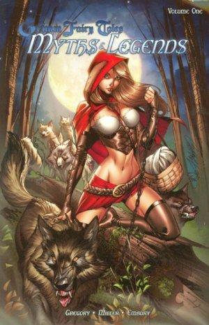 Grimm Fairy Tales - Myths & Legends édition TPB softcover (souple)