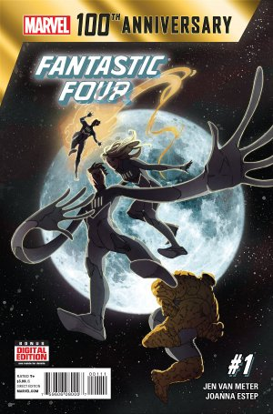 100Th Anniversary - Fantastic Four édition Issues V1 (2014)