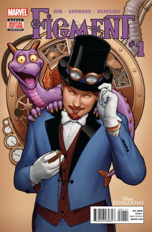 Figment édition Issues V1 (2014)