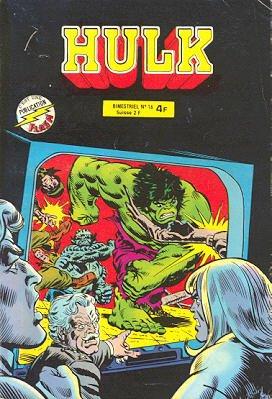 Hulk # 16