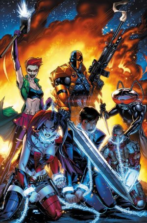 New Suicide Squad édition Issues V1 (2014 - 2016)