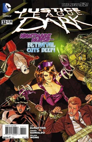 Justice League Dark # 32 Issues V1 (2011 - 2015) - Reboot 2011