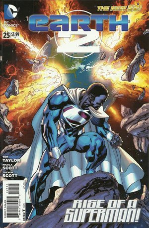 Earth Two # 25 Issues V1 (2012 - 2015)