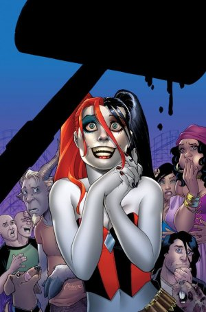 Harley Quinn # 8 Issues V2 (2013 - 2016)