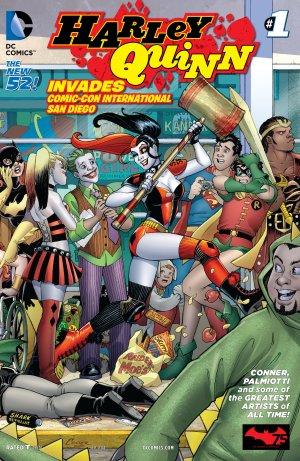 Harley Quinn invades Comic-Con International : San Diego # 1 Issues