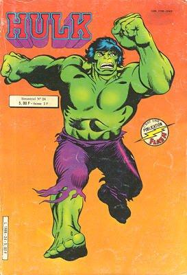 Hulk # 24