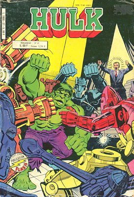 Marvel Two-In-One # 27 Kiosque Arédit V1 (1976 - 1983)