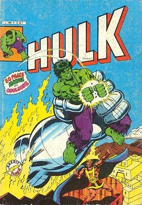 Hulk # 8