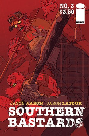 Southern Bastards # 3 Issues