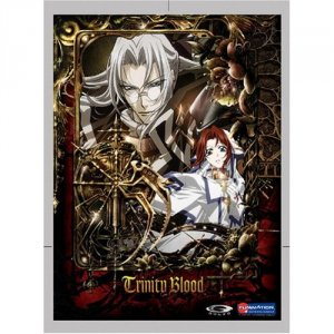 Trinity Blood édition Limited Edition