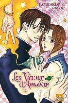 couverture, jaquette Les voeux d'amour   (Taifu Comics) Manga