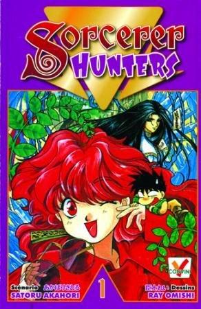 couverture, jaquette Sorcerer Hunters 1  (Taifu Comics)
