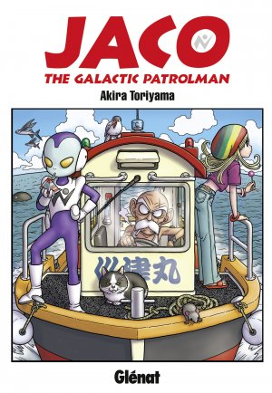 Jaco The Galactic Patrolman édition Simple