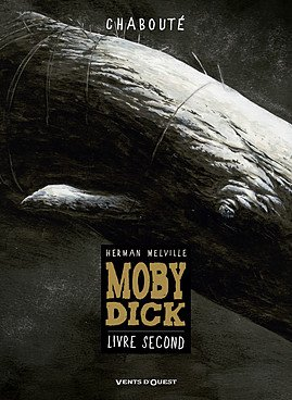 Moby Dick (Chabouté) # 2 simple