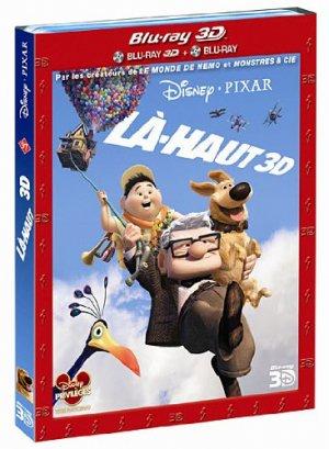 Là-haut édition La-haut Blu-ray 3D + 2D