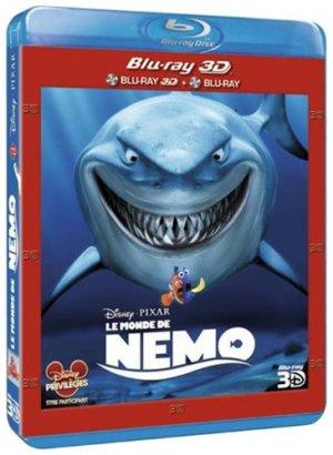 Le Monde de Nemo édition Le Monde de Némo - Combo Blu-ray + Blu-ray 3D