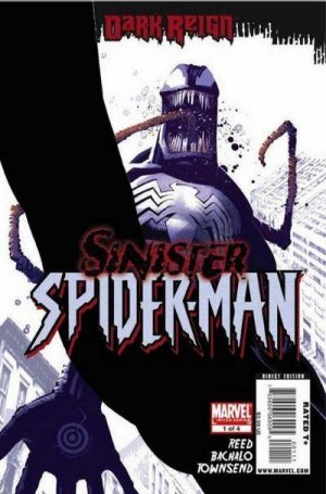 Dark Reign - The Sinister Spider-Man édition Issues