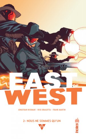 East of West # 2 TPB hardcover (cartonnée)