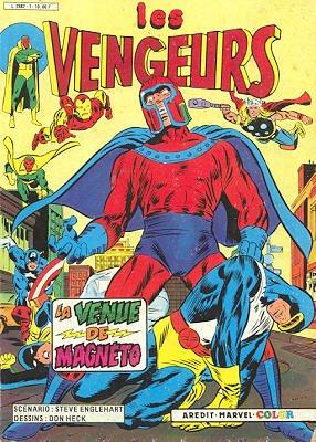 Avengers édition Kiosque V2 (1984 - 1985)