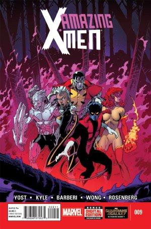 Amazing X-Men # 9 Issues V2 (2013 - 2015)