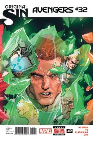 Avengers # 32 Issues V5 (2012 - 2015)
