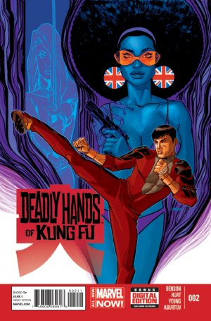 Deadly Hands Of Kung Fu # 2 Issues V2 (2014)