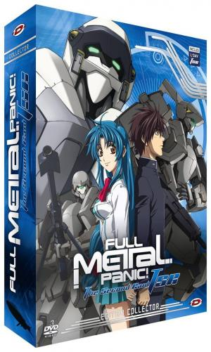 Full Metal Panic! - Intégrale (Trilogie) # 1 Collector