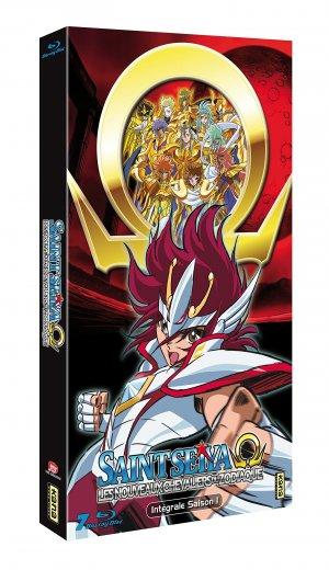 Saint Seiya Omega Intégrale - Blu Ray - Saison 1 1 Série TV animée