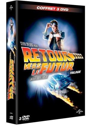 Retour vers le futur - Trilogie édition Coffret Trilogie 2