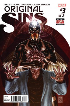 Original Sins # 3 Issues V1 (2014)