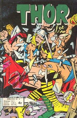 Captain America # 3 Kiosque (1977 - 1983)