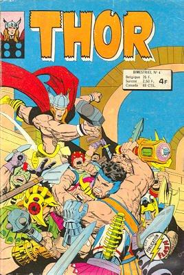 Thor # 4 Kiosque (1977 - 1983)