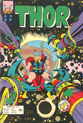 Captain America # 5 Kiosque (1977 - 1983)