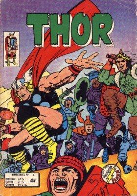 Thor # 6 Kiosque (1977 - 1983)