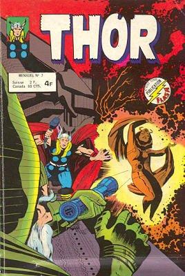 Thor # 7 Kiosque (1977 - 1983)