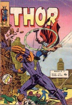 Captain America # 8 Kiosque (1977 - 1983)