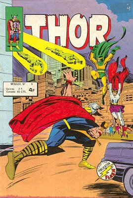 Captain America # 9 Kiosque (1977 - 1983)