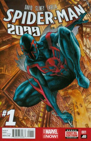 Spider-Man 2099 édition Issues V2 (2014 - 2015)
