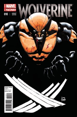 Wolverine # 10