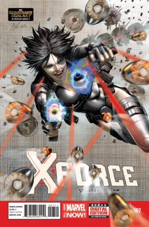 X-Force # 7 Issues V4 (2014 - 2015)