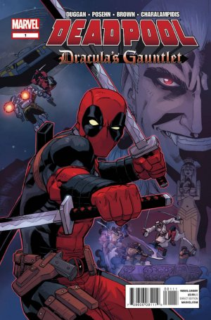 Deadpool - Les Noces de Dracula édition Issues (2014)