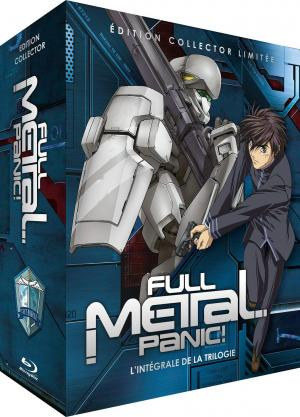 Full Metal Panic! - Intégrale (Trilogie) édition Collector