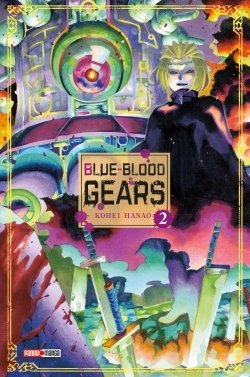 Blue-Blood Gears T.2