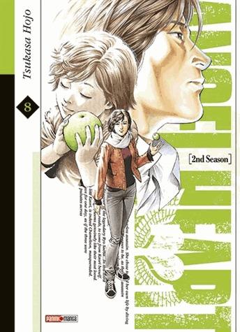 couverture, jaquette Angel Heart - Saison 2 8  (Panini manga)
