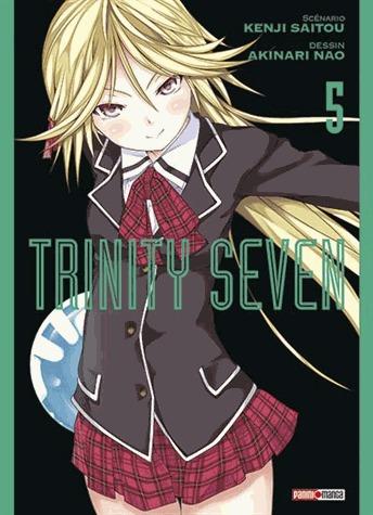 Trinity Seven # 5