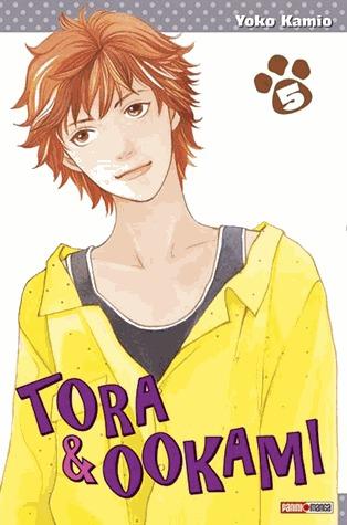 couverture, jaquette Tora & Ookami 5  (Panini manga)