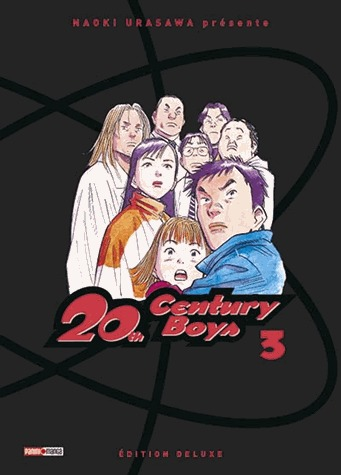 20th Century Boys # 3