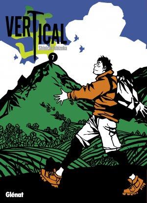 couverture, jaquette Vertical 7  (Glénat Manga)