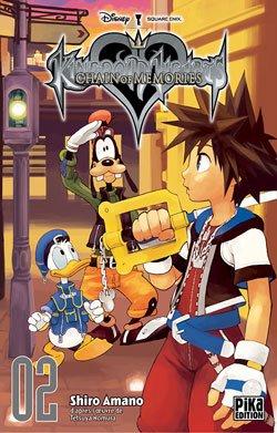 Kingdom Hearts Chain of Memories #2