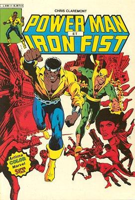 Power Man # 4 Kiosque (1981 - 1983)